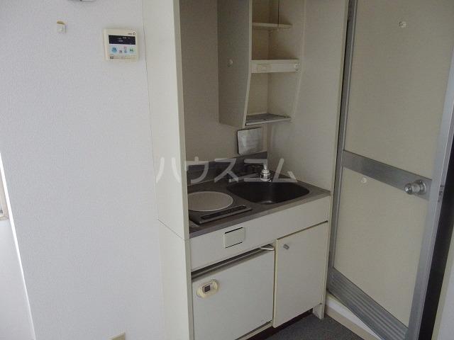 タウンライフ多摩センターⅡ 306号室のキッチン