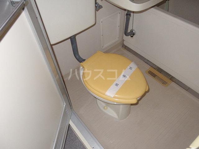 タウンライフ多摩センターⅡ 306号室のトイレ