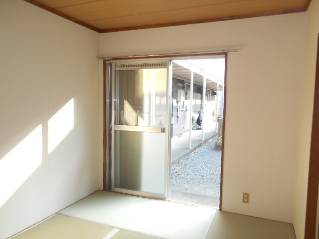 諏訪ハイム9 102号室の居室