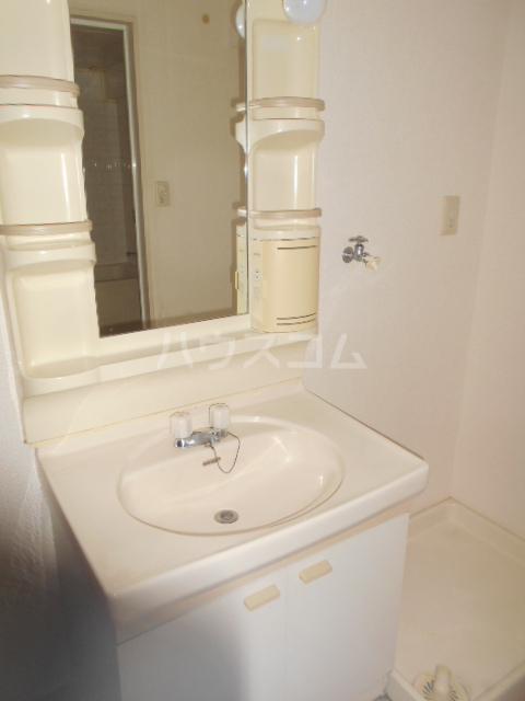 ノーブル貝取 302号室の洗面所