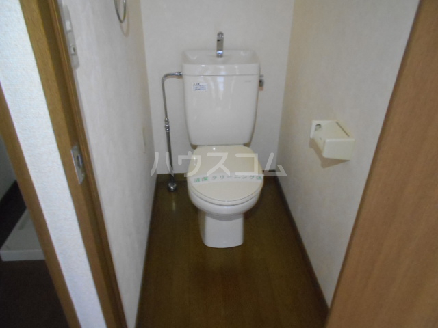 ウエストヴィレッジ 205号室のトイレ
