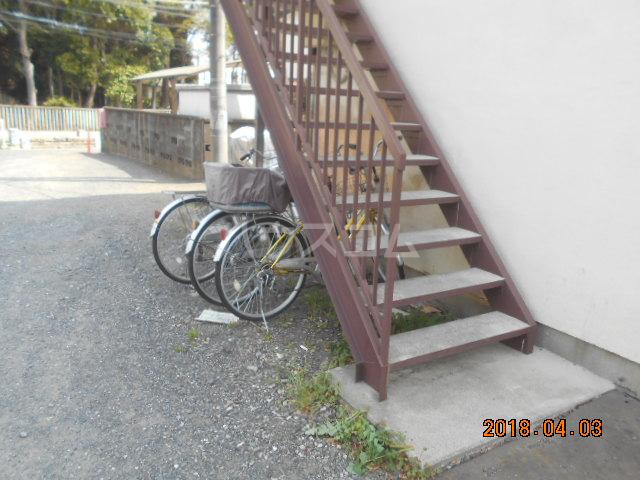 ハウス太田第2 112号室の駐車場