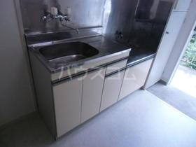 アメニティ南陽台 207号室のキッチン