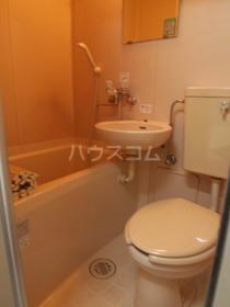 アメニティ南陽台 207号室の風呂