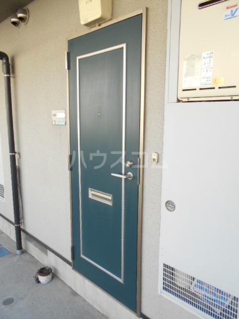 グリーンウッドⅠ 203号室のセキュリティ