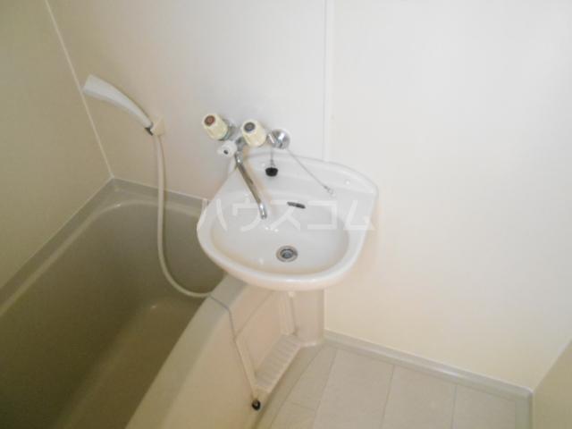 グリーンウッドⅡ 102号室の洗面所