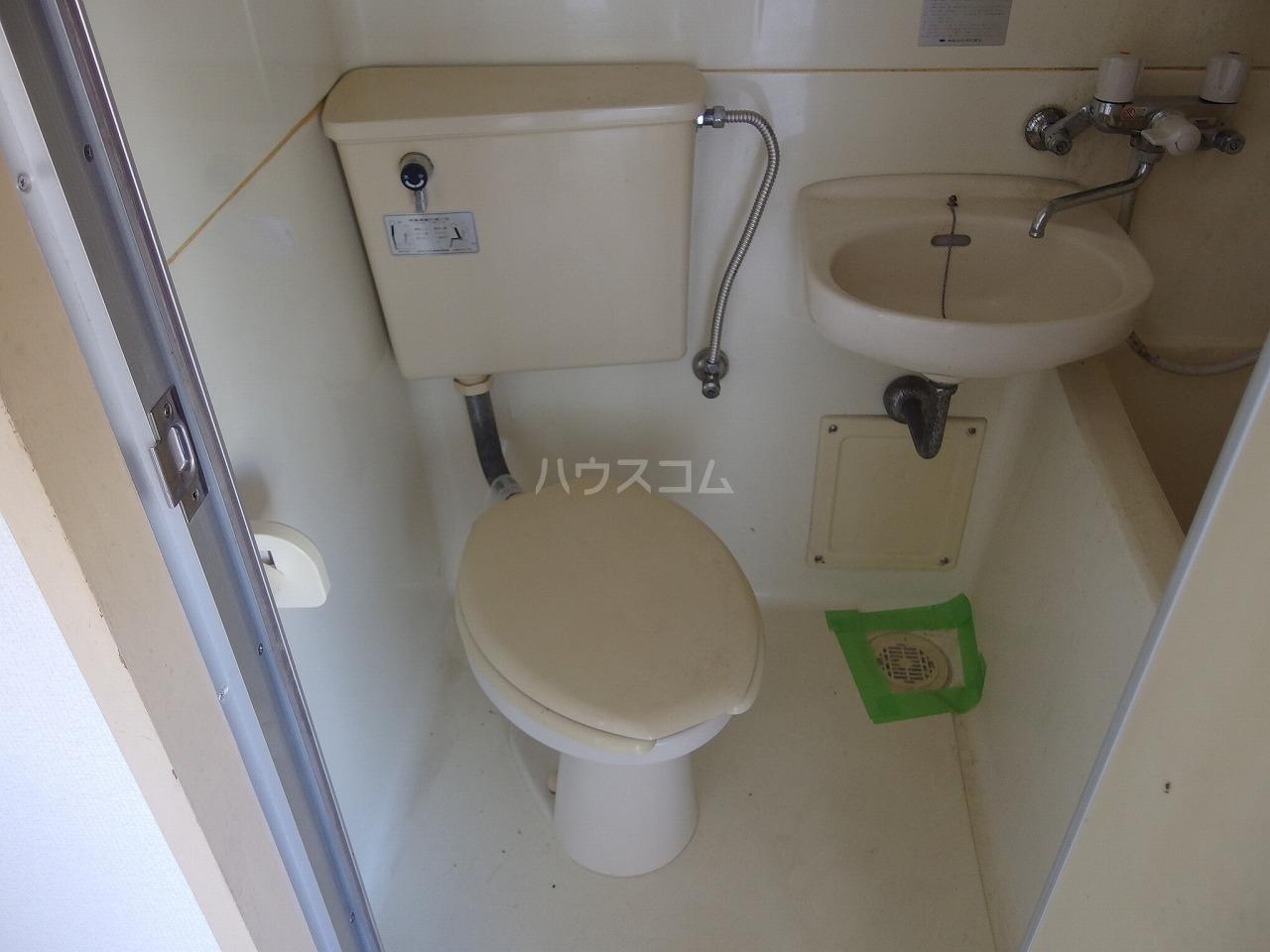 アベニューⅡ 305号室のトイレ