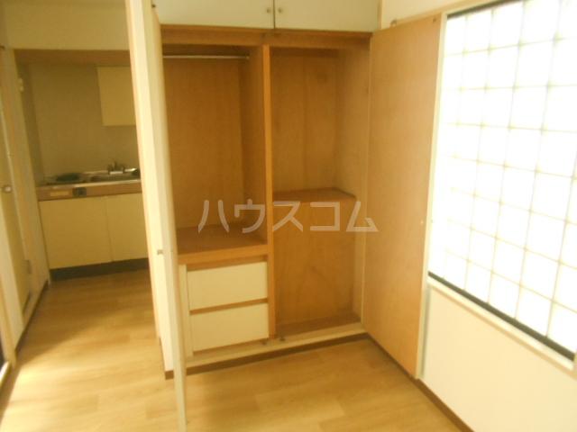 アベニューⅡ 504号室の収納