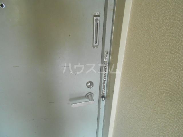 アベニューⅡ 504号室のセキュリティ