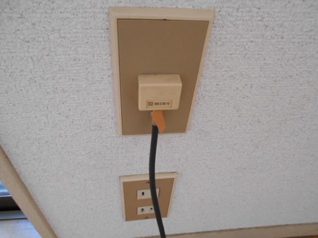 ヴィラ永山 202号室の設備