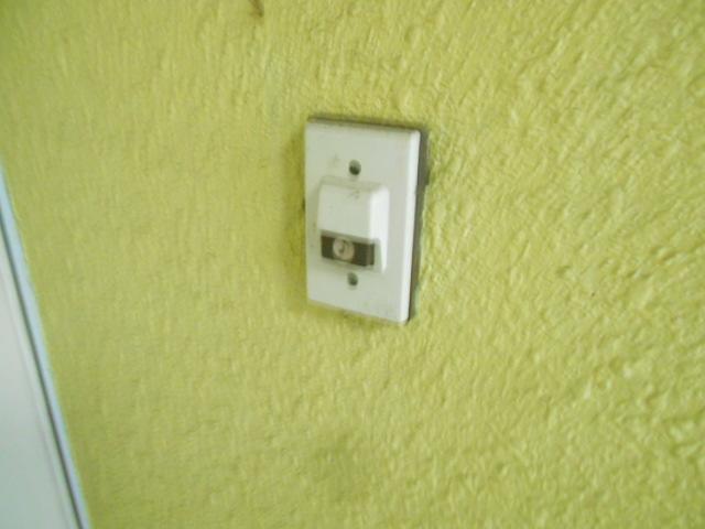 セフィール程久保 101号室のセキュリティ