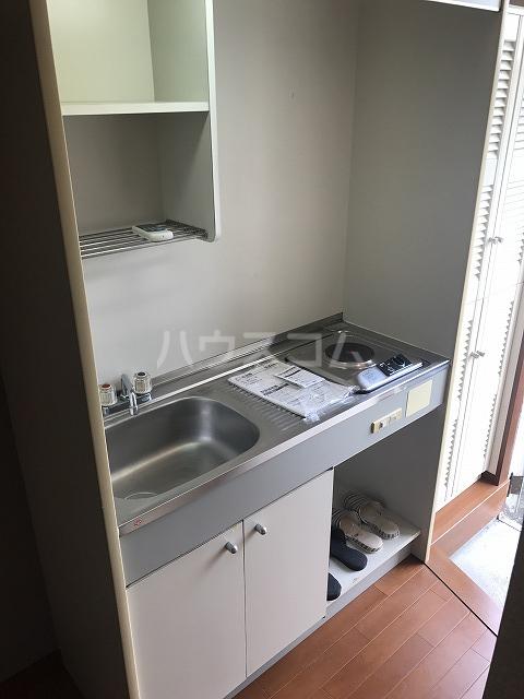 プチメゾン 102号室のキッチン