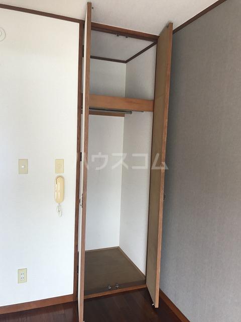 プチメゾン 102号室の収納