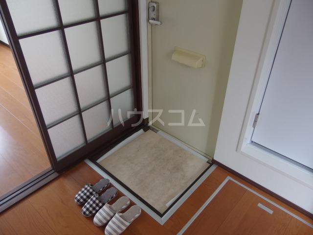 コーポ・ミネ 101号室の玄関