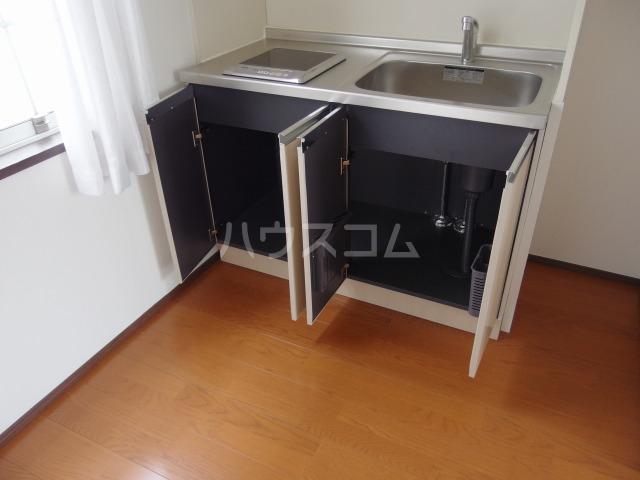 コーポ・ミネ 101号室のキッチン