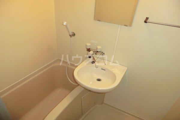 リーバイスハイツⅡ 203号室の風呂
