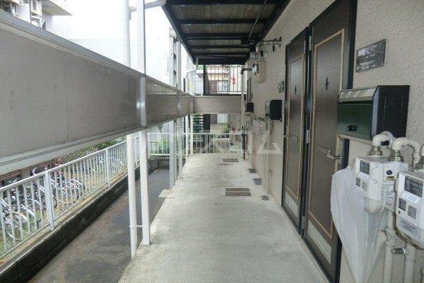 リーバイスハイツⅡ 203号室の居室