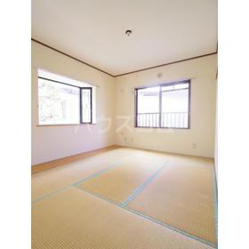 エルベマノワール 110号室の居室