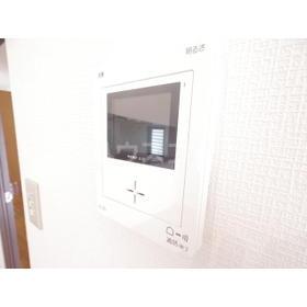 エルベマノワール 110号室のセキュリティ