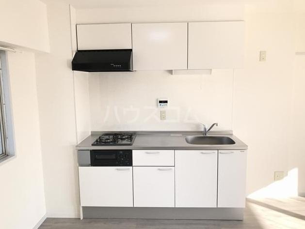 エーデルハイツ 503号室のキッチン