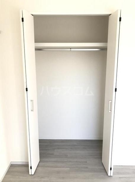 エーデルハイツ 503号室の収納