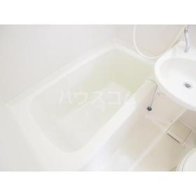 エクセルホワイト与野 201号室の風呂