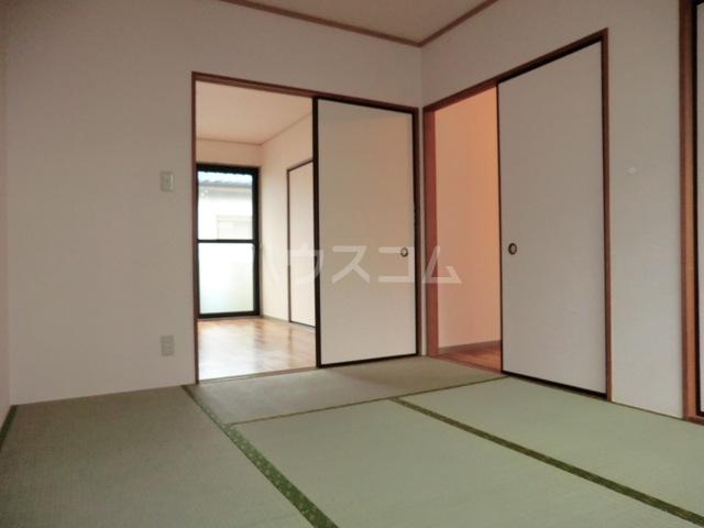 ガーデンハイツ相ノ谷 203号室の居室