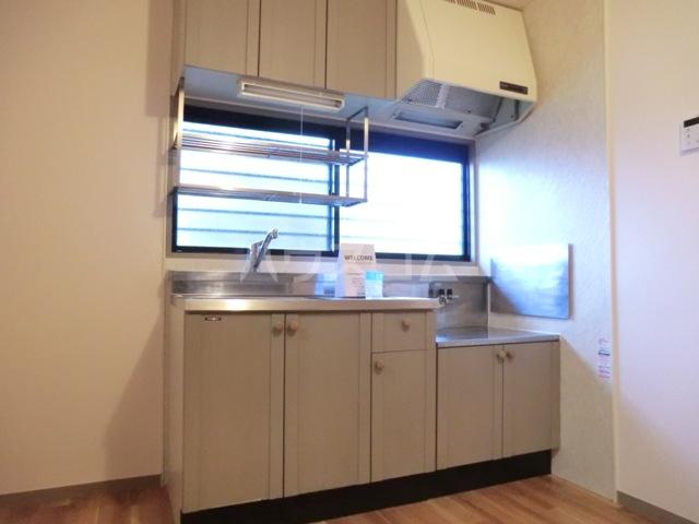 ガーデンハイツ相ノ谷 203号室のキッチン