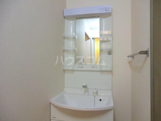 ガーデンハイツ相ノ谷 203号室の洗面所