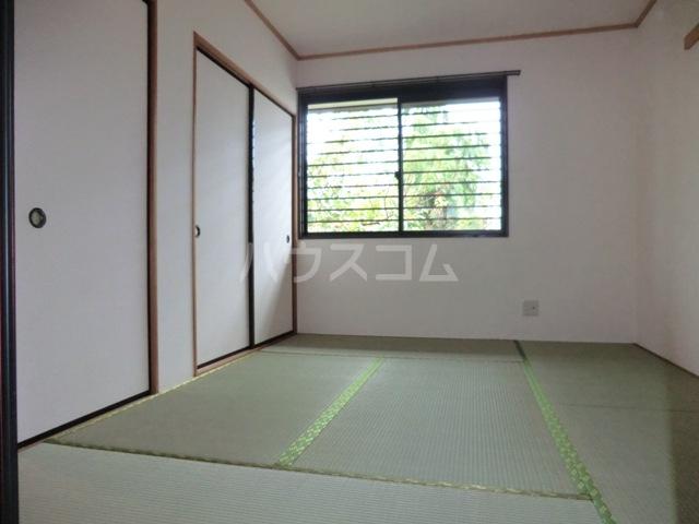ガーデンハイツ相ノ谷 203号室のベッドルーム