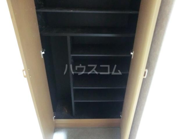 メイプル 202号室の収納