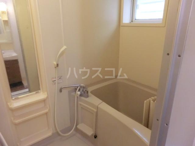 メイプル 202号室の風呂