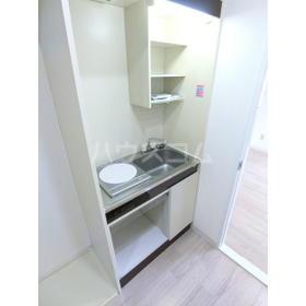 KSハイツ北浦和 304号室のキッチン