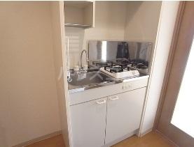 プリマヴェーラ北浦和 405号室のキッチン