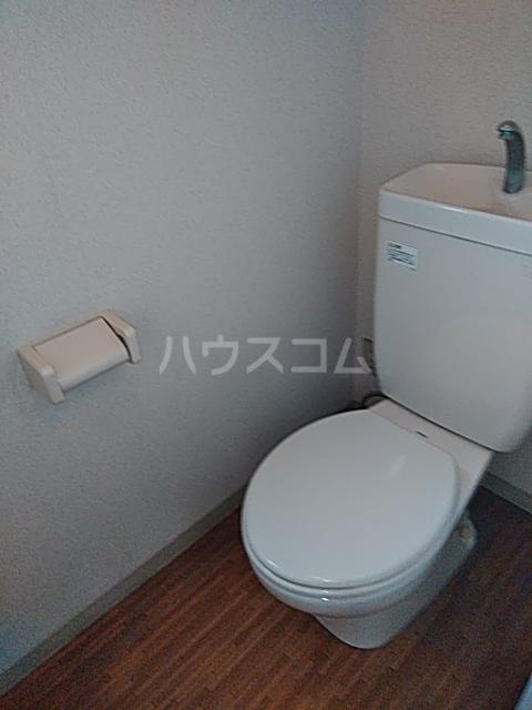 エスパスコートのトイレ