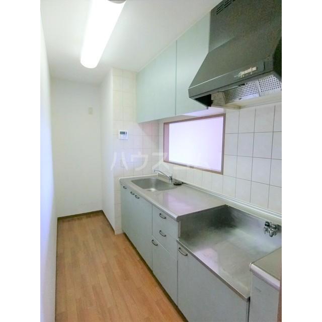 メゾン・デュ・モンテ 1102号室のキッチン
