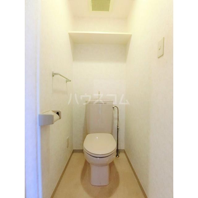 メゾン・デュ・モンテ 1102号室のトイレ