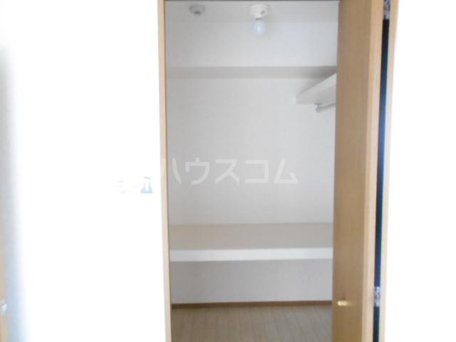シャネルI&S 101号室の収納