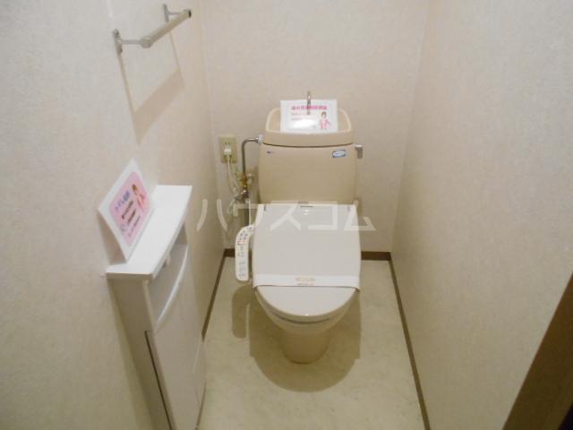 シャネルI&S 101号室のトイレ