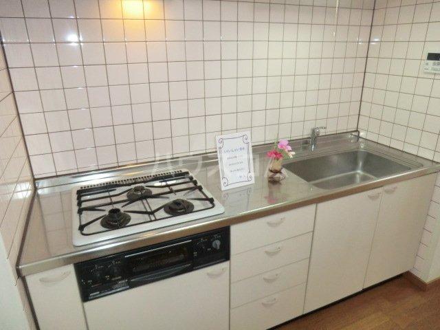 レジダンスボヌール籠原 106号室のキッチン