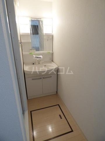 ルネス カーサ 306号室の洗面所