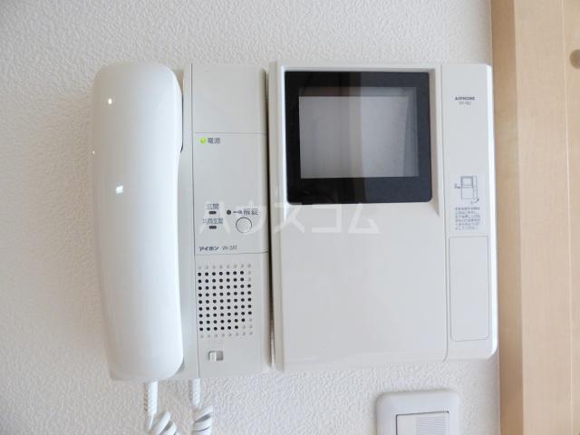 ルネス カーサ 306号室のセキュリティ