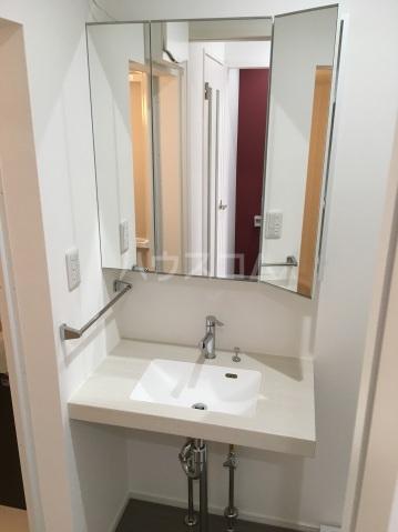 ドリームⅢ 202号室の洗面所