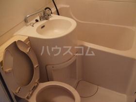 韮沢マンション 306号室の風呂