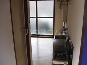 韮沢マンション 306号室のキッチン
