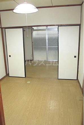 松原コーポ 101号室のリビング