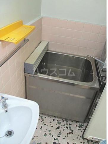 松原コーポ 302号室の風呂
