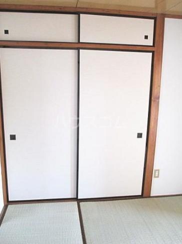 松原コーポ 302号室の収納