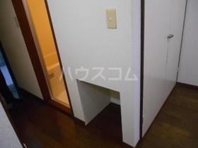 代田マンション2号館 102号室の収納
