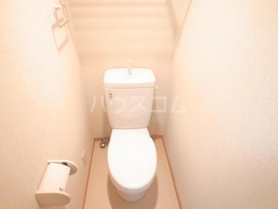 ライフステージ羽根木 103号室のトイレ